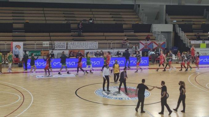 Embutidos Pajariel Bembibre vs Alter Enersun Al Qázeres Extremadura