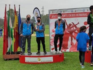 Edu subcampeón por equipos en el Cto. España Jedes de Cross, 6-03-2021