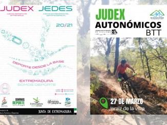 JUDEX Autonómicos BTT Jaraíz de la Vera