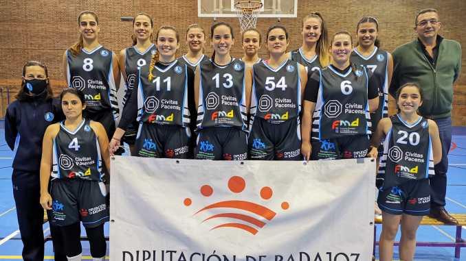 Civitas Pacensis Baloncesto Badajoz