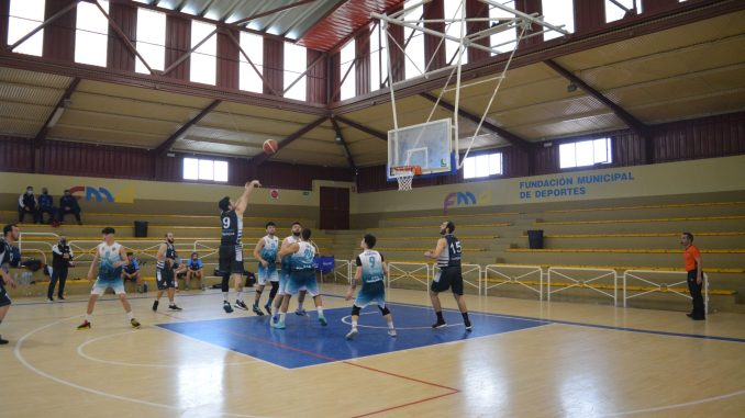Civitas Pacensis BB vs Baloncesto Tierra de Barros