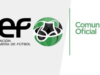 COMUNICADO_OFICIAL FEX FUTBOL