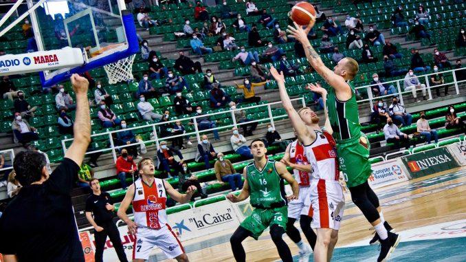 Cáceres Basket- Levitec Huesca