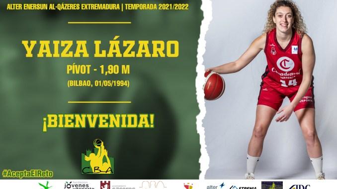 Yaiza Lázaro