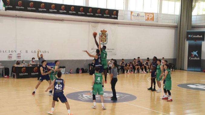 Residencia de Basket SACC VS Obradoiro Peleteiro