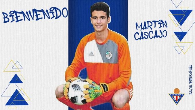 Martin Cascajo rec