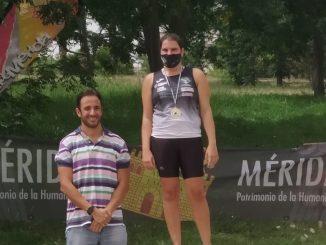 Oro para el Elena Ayuso en Mérida