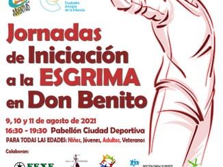 Jornadas de Iniciacion a la Esgrima en Don Benito (1)