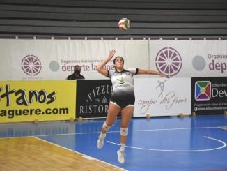 Javiera Plasencia, en el siete ideal de la jornada en Superliga 2