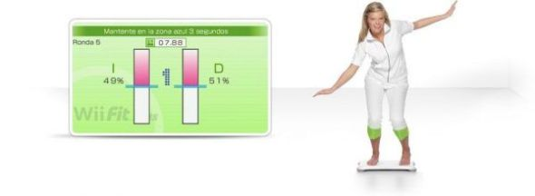 Body Control de wii fit plus