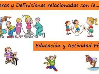 Educación y Actividad Física
