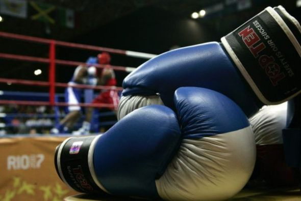 BOXEO MEDIANO COLOMBIA - PARAGUAY