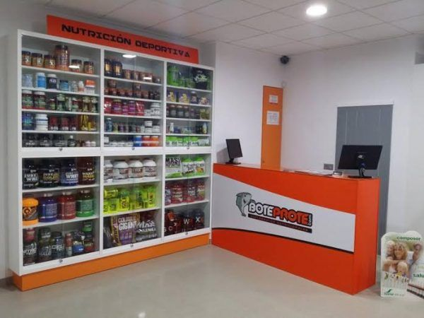 Tienda de Nutrición Deportiva