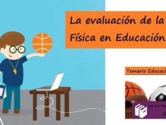 La evaluación de la Educación Física en la Educación Primaria