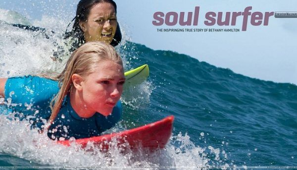 Película recomendada: Soul Surfer