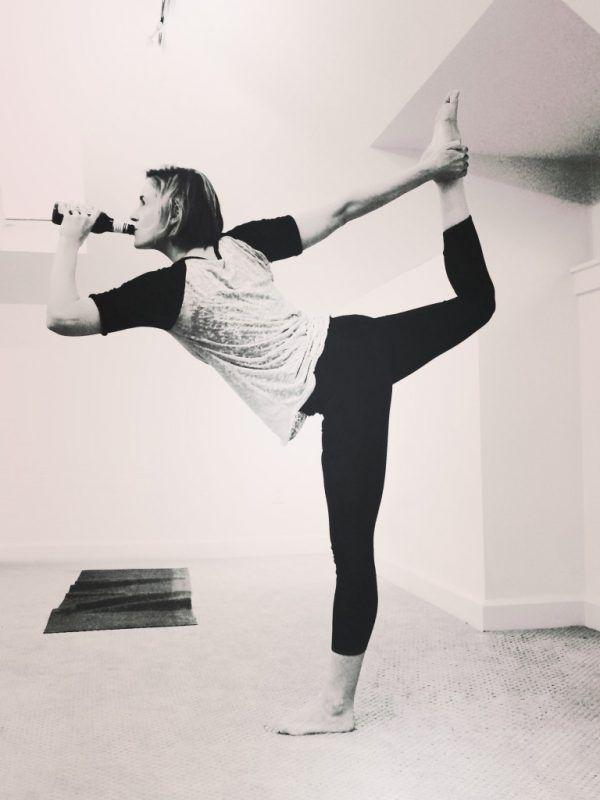 Beneficios del beer yoga