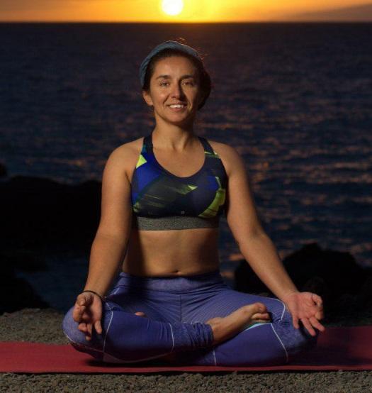 Betty Guisado - Deporte y Consciencia