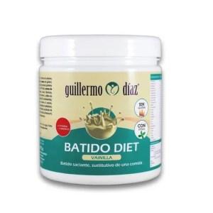 Batido Nutricional - Guillermo Díaz - Vainilla