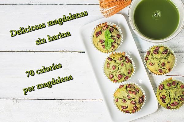 Magdalenas con verduras