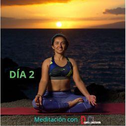 Meditación día 2