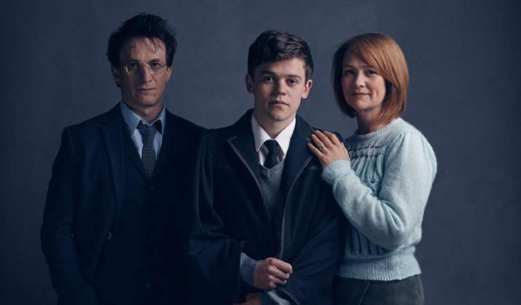 TEATRO   Divulgado as primeiras fotos do elenco de Harry Potter e a Criança Amaldiçoada!