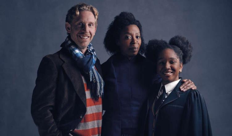 TEATRO | Divulgado as fotos da família do Rony e Hermione para a peça de Harry Potter e a Criança Amaldiçoada!
