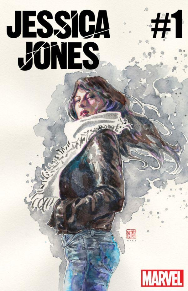 HQ | Marvel anuncia novo quadrinho da Jessica Jones!