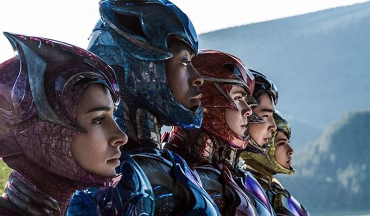 EVENTO | Confira os detalhes dos capacetes dos Power Rangers expostos na San Diego Comic-Con 2016