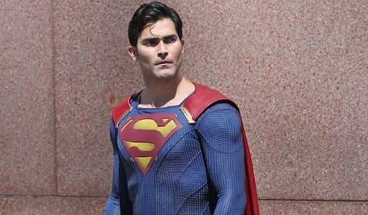 SÉRIE   Confira novas imagens do Tyler Hoechlin como Superman!