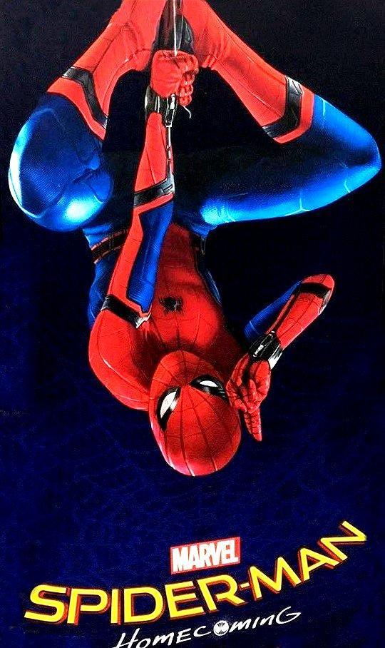 CINEMA | Divulgado o primeiro pôster do Homem-Aranha: De Volta Ao Lar!