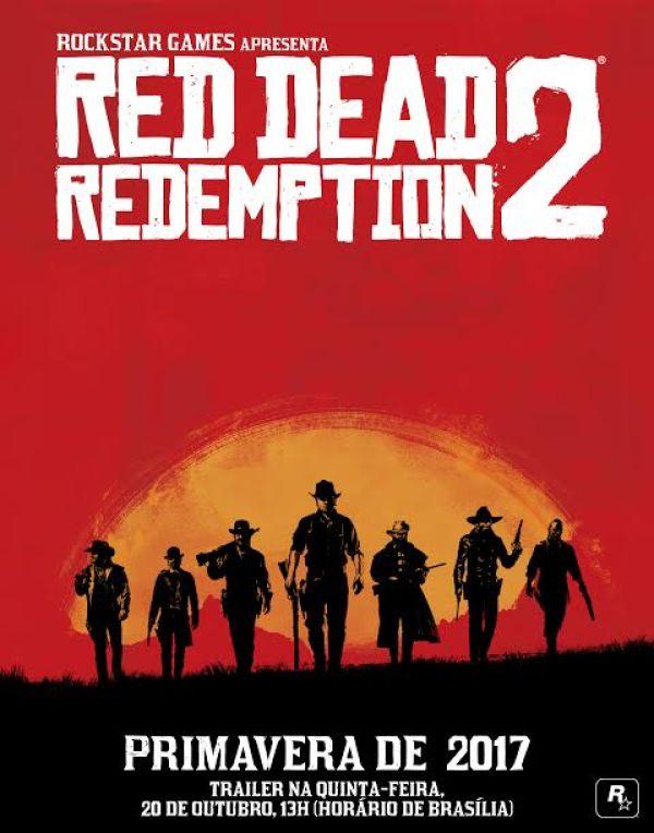 Red Dead Redemption 2 é anunciado oficialmente!