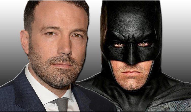 Ben Affleck divulga possível título do filme solo do Batman!