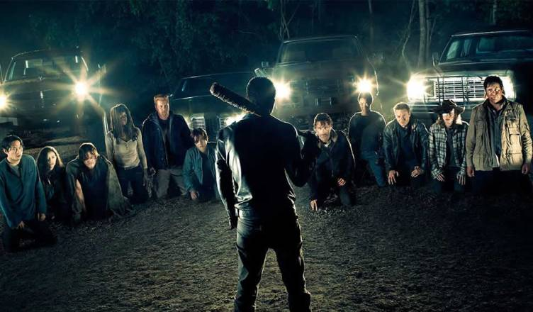 The Walking Dead é renovada para a Oitava Temporada!