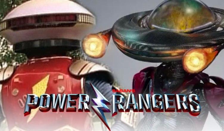 Divulgado o visual do Alpha no filme dos Power Rangers!