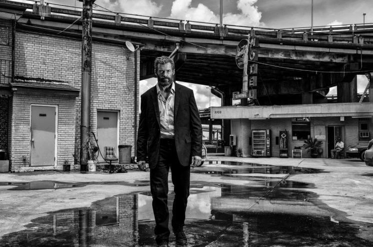 Confira novas imagens do Wolverine no filme do Logan!