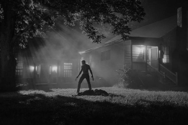 Divulgada uma nova imagem do Wolverine no filme do Logan!
