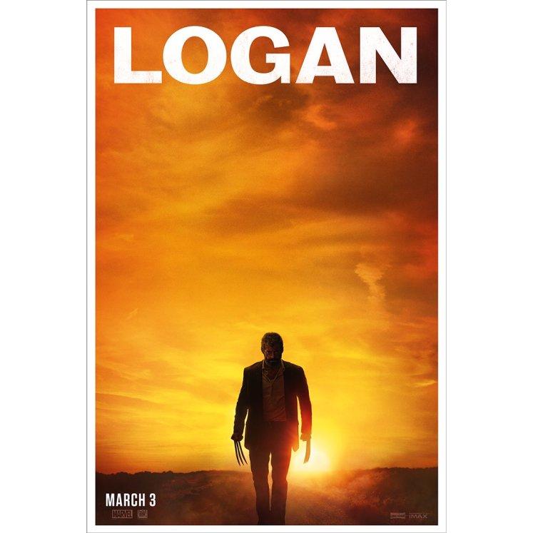 Divulgado o primeiro pôster oficial do Logan!