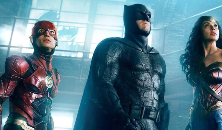 Divulgado uma nova imagem oficial do filme da Liga da Justiça!
