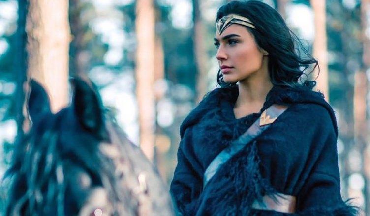 Mulher-Maravilha aparece ao lado de Steve Trevor em novas imagens do filme