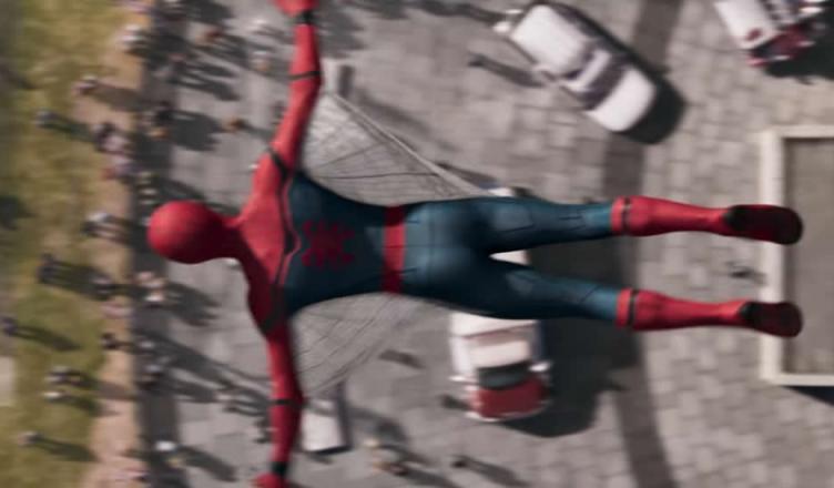 Divulgado o teaser incrível de Homem-Aranha: De Volta ao Lar!