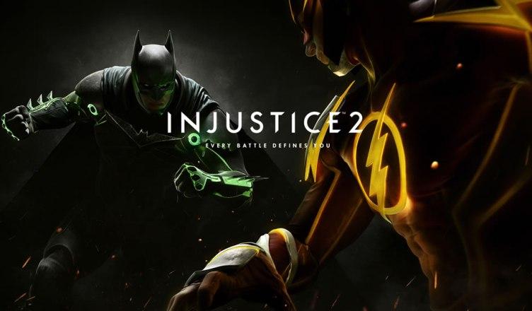 Divulgado a data de lançamento de Injustice 2!