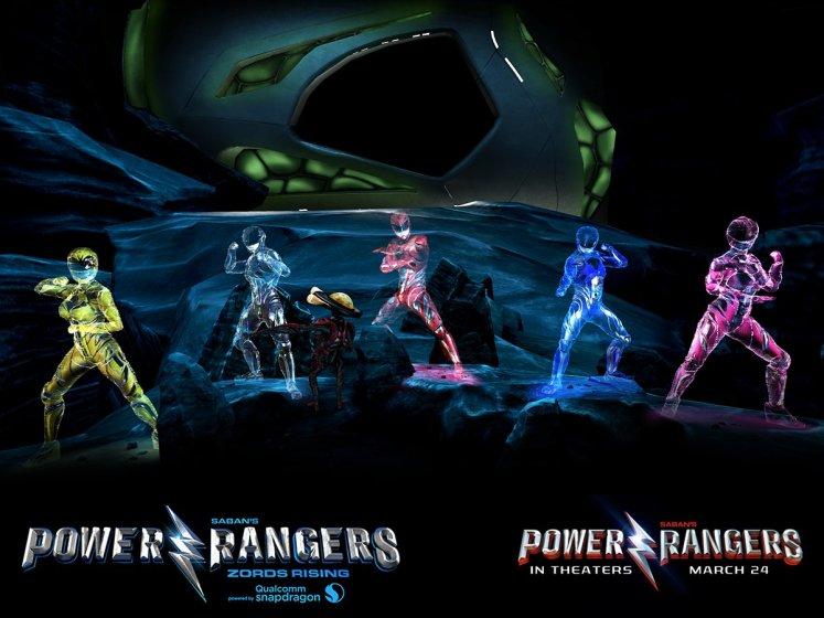 Power Rangers aparecem reunidos com a Alpha em uma nova imagem!