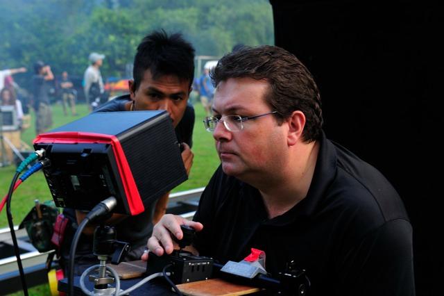 Anunciado o diretor dos dois primeiros episódios da série Inumanos!