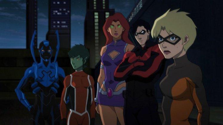 Divulgadas as primeiras imagens de Jovens Titãs: O Contrato de Judas, nova animação da DC Comics!