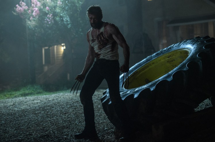 FOX libera três novas imagens do filme do Logan!