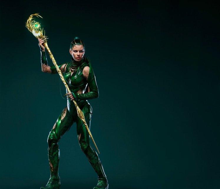 Power Rangers | Divulgado a duração oficial e uma nova imagem da Rita Repulsa!