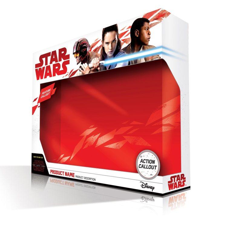 Revelado os visuais de Rey, Finn e Poe em Star Wars: The Last Jedi!