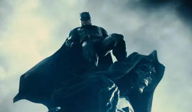 Batman aparece em novo teaser da Liga da Justiça!