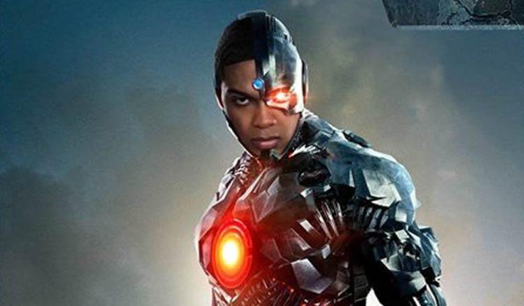 Divulgado um novo pôster do Cyborg em Liga da Justiça!