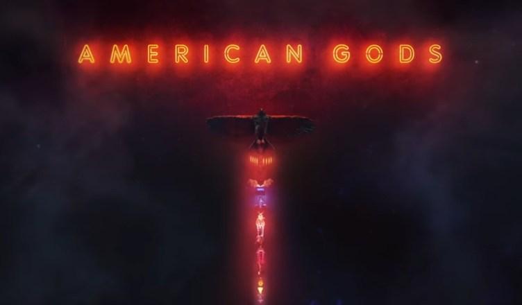 Divulgado o vídeo de abertura da série Deuses Americanos!